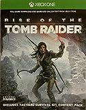 Rise of the Tomb Raider [Xbox One Karte mit Download Code] - volle Spielversion Download von Xbox Store
