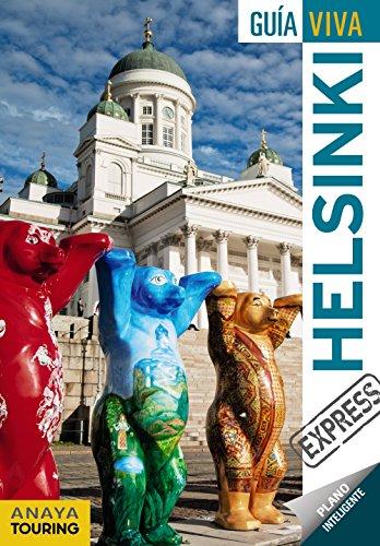 Guía Viva. Helsinki por Luis Argeo Fernández