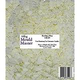 Moldmaster - Bolsa de cera de soja ecológica para velas (10 kg), color blanco