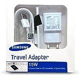 Samsung Schnellladegerät EP-TA20 Micro-USB und USB-Port, Weiß