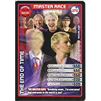 Doctor Who Monster Invasion Extreme Card #270 Master Race