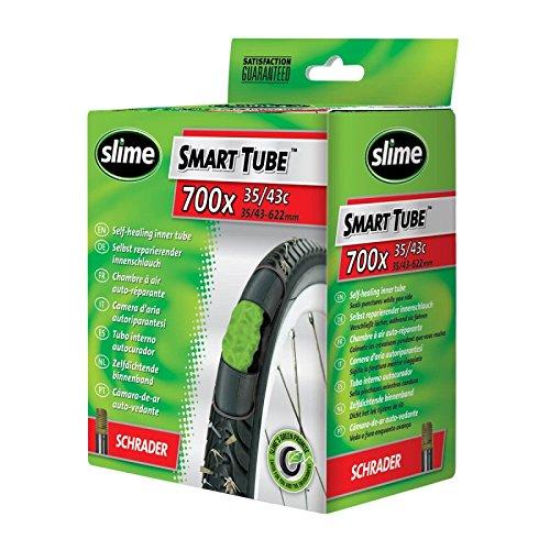Slime Ersatzschlauch mit Dichtmittel 700 x 35-43 Smart Tube/Bicycle, 30057