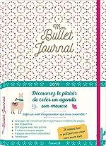 Mon bullet journal Mémoniak 2019 de Maud Taron