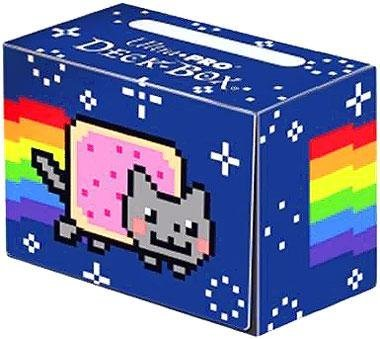 Ultra Pro Deck Box - UP84066 Nyan Cat Side-loading Deckbox
