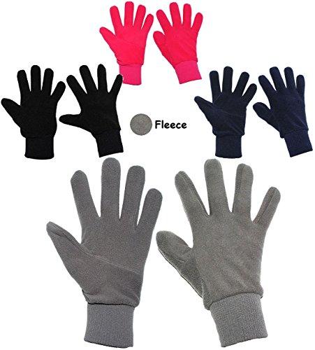 Fleece Fingerhandschuhe _ sehr weich -
