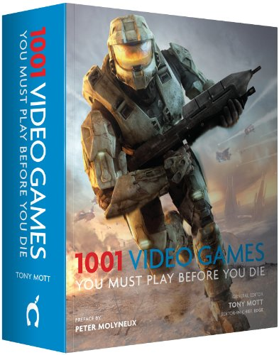 Buchseite und Rezensionen zu '1001: Video Games You Must Play Before You Die' von Tony Mott