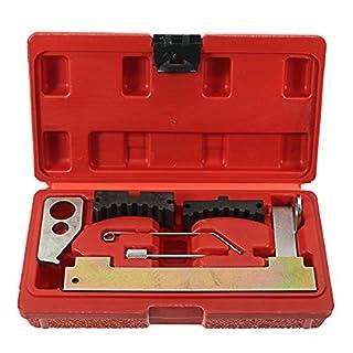 MASUNN Motorwerkzeug-Set zur Reparatur der Motorpflege mit Netzbox