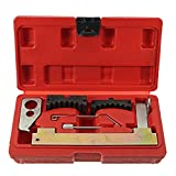 GOZAR Motore Di Cronometraggio Tool Kit Cura Del Motore Riparazione Strumenti Con Scatola Rossa