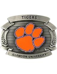 Siskiyou Sport OCB69 College surdimensionn- boucle de ceinture - Clemson Tigers