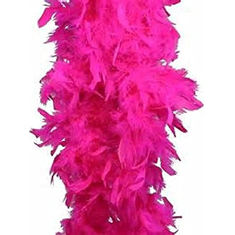 Rubie's Costume Co 72in Hot Pink Turkey Feather Boa Costume Accessory by Rubie's Costume Co