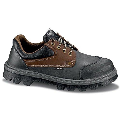 Lemaitre Chaussures de Sécurité Basses Terrano S3 SRC Gris / Marron