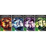 Star Trek - Enterprise/Season-Box 1-4 im Set - Deutsche Originalware [27 DVDs]