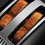 Russell Hobbs Colour Plus 2-Slice Toaster 23331 - Black