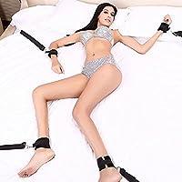 Unter Bett Bondage Rückhaltesystem mit Handschellen Ankle Cuff Bondage Collection für männliche weibliche Paar preisvergleich bei billige-tabletten.eu