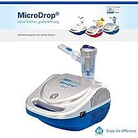 MicroDrop 11994 Pro2 professionelles Komplett Inhalationsgerät für die ganze Familie - preisvergleich