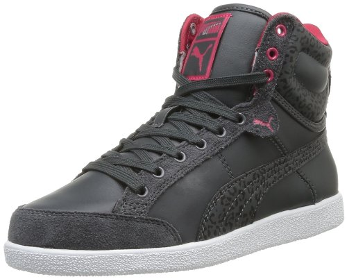 Puma Ikaz Hi Anml Leo Wns Damen Sneaker Grau - Gris (01)
