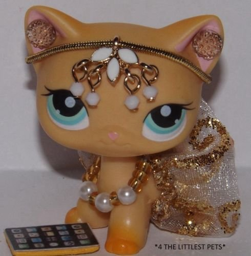 Littlest Pet Shop Clothes LPS Accessories Custom OUTFITS SKIRTS PET NOT (Jeannie Outfit)