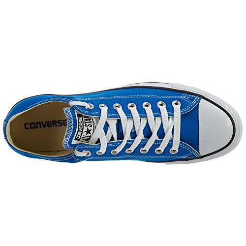 Converse Womens CTAS Ox Soar Canvas Trainers Royal