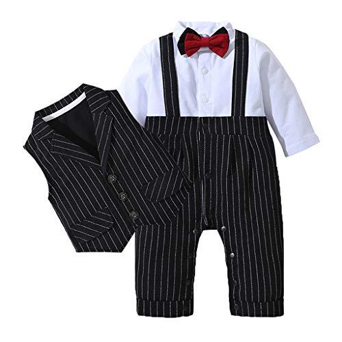 ALISIAM Winter Frühling Baby Kind Junge Gentleman Mode -