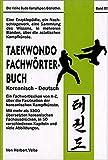 Taekwondo-Fachwörter-Buch