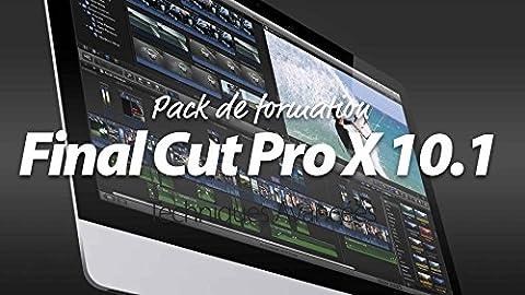 Maîtrisez Final Cut Pro X 10.1