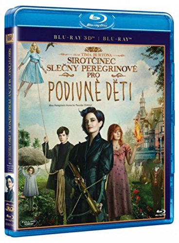 Sirotcinec slecny Peregrinove pro podivne deti 3D (Miss Peregrine`s Home for Peculiars) (Tchèque version)