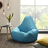 XX-L Highback Beanbag Chair Water resistant Bean...