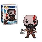 Funko- Figurine Pop Vinyl-Games-God of War-Kratos, 27031