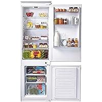 Candy CKBBS 100 Autonomo Frigo - Congelatore (250 L, N-ST, 40 dB, 3,5 kg / 24h, Bianco) [Classe energetica A+]