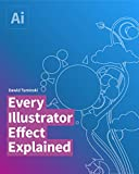 #9: Every Illustrator  Effect Explained: How to use each and every effect in Adobe Illustrator. 3D text and logo effects, Scribble, Zig-Zag and so much more!