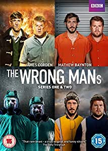The Wrong Mans - Series 1-2 [Import anglais]