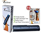 Techie Compatible for HP G6000 CTO (DV2000) Laptop Battery with Free Cleaning KIT