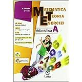 Matematica teoria esercizi. Aritmetica. Con tavole numeriche-Il mio quaderno INVALSI 1. Ediz. essenziale. Con espansione online. Per la Scuola media