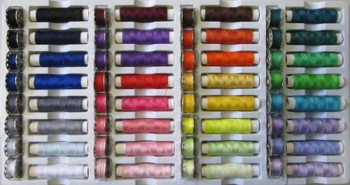 Nähfadensortiment 32 Farben
