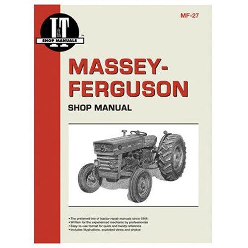 Ferguson Shop Manual (HAYNES MANUALS INC - Tractor Shop Manual, Massey Ferguson Gas)