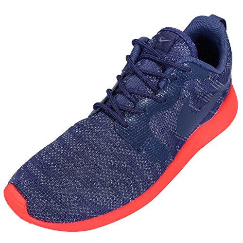 Nike Roshe One KJCRD WMNS (705217-400) Cool Blue/Blue Legend-Hot Lava