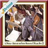 Dvorak: Serenade for Strings in E Major, Op. 22 - (2) Tempo di valse