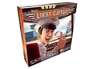 Blue Orange BLU90469 Lucky Captain Game, Multicolor álbum de Foto y Protector