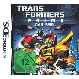 Transformers Prime – Das Spiel – [Wii U]