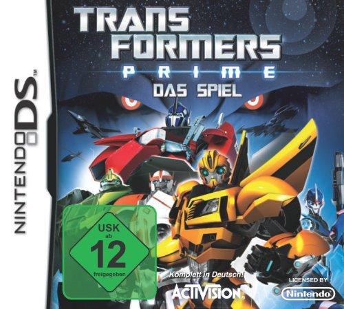 Transformers Prime - Das Spiel - [Nintendo DS]
