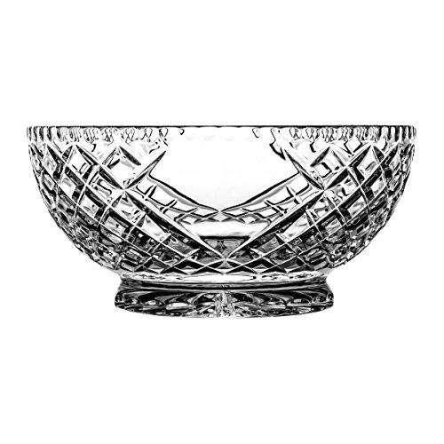 Crystelle aljulia - 12610 Coque, Cristal, 25 x 11,5 cm