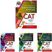 CAT Books by Arun Sharma