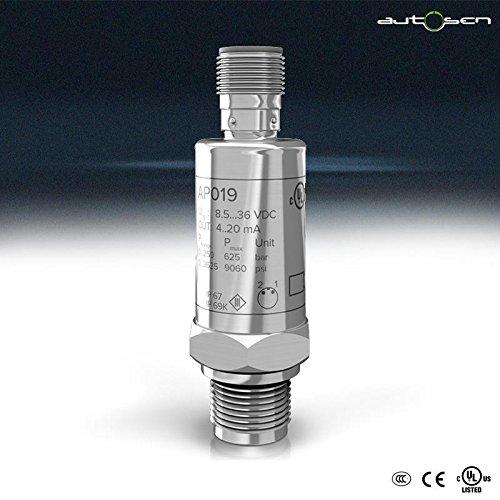 autosen AP019 - Elektronischer Drucksensor G1/4A -