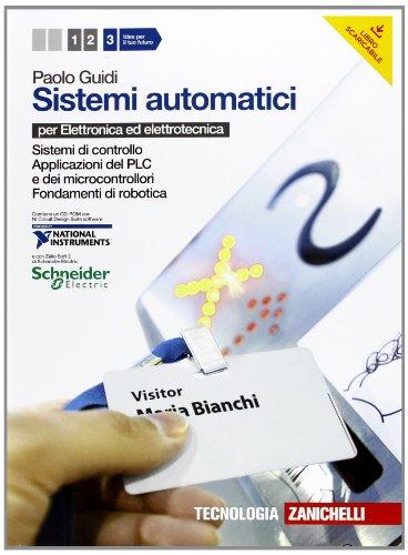 Sistemi automatici. Per le Scuole superiori. Con CD-ROM. Con espansione online: 3