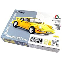 RCECHO® ITALERI Automotive Model 1/24 Cars Porsche 911 Turbo Scale Hobby 3675 T3675 with RCECHO® Full Version Apps Edition
