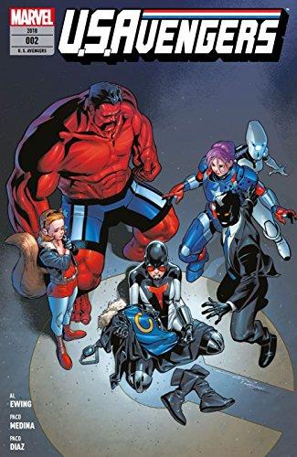 U.S.Avengers: Bd. 2: Trauer und Triumph