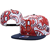 2016 New Adjustable Boston Red Sox Snapback Gorra de béisbol for Mr and Ms