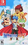 Monster Boy and the Cursed Kingdom, FDG Entertainment, Nintendo Switch