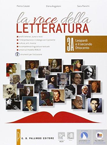 La voce della letteratura. Per le Scuole superiori. Con e-book. Con espansione online: 3
