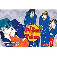 [The Prince of Tennis: v. 5] (By: Takeshi Konomi) [published: February, 2007]